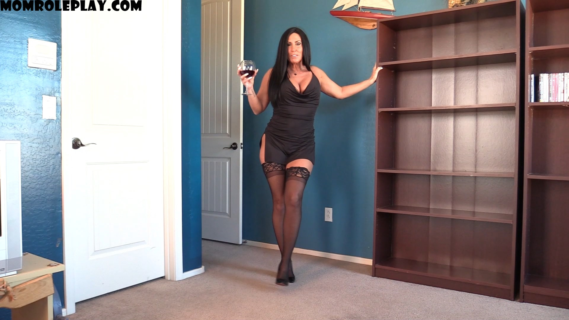 Katie71 - Mom Punishes Son Taboo