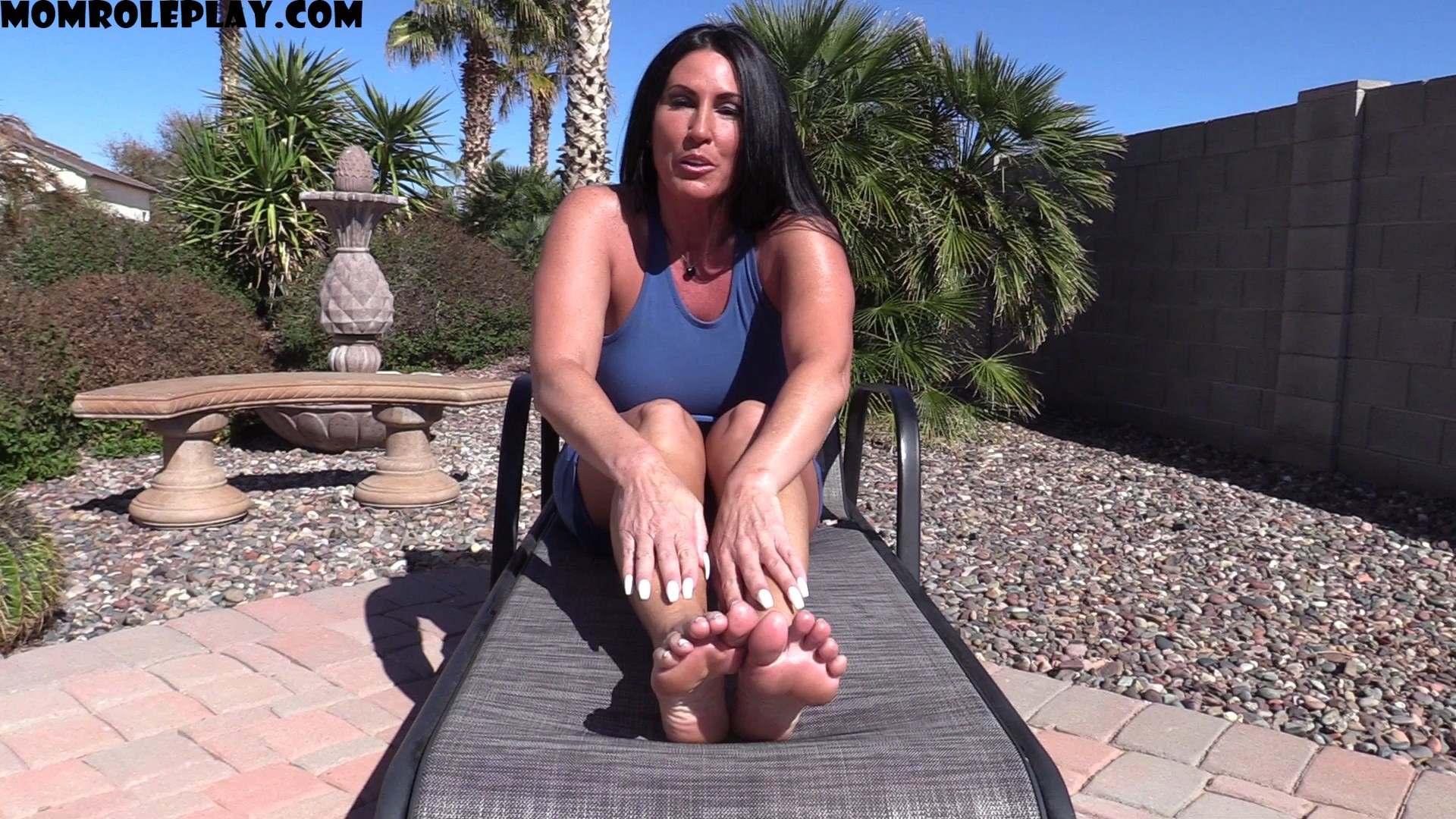 Katie71 - Step Mom Blackmails Son