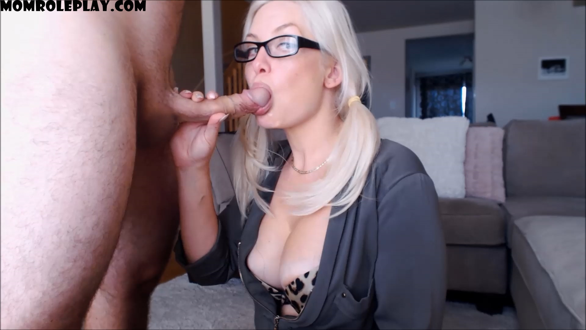 Missbehavin26 - Pt.1 - Mom Cuckolding Son with Bully