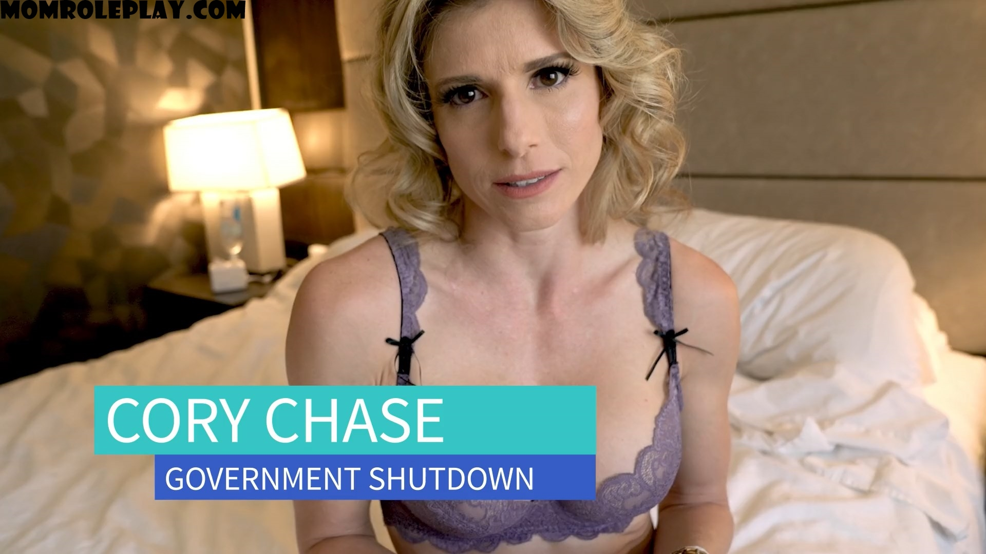 Bare Back Studios - Cory Chase in Government is Shutdown HD-1080p