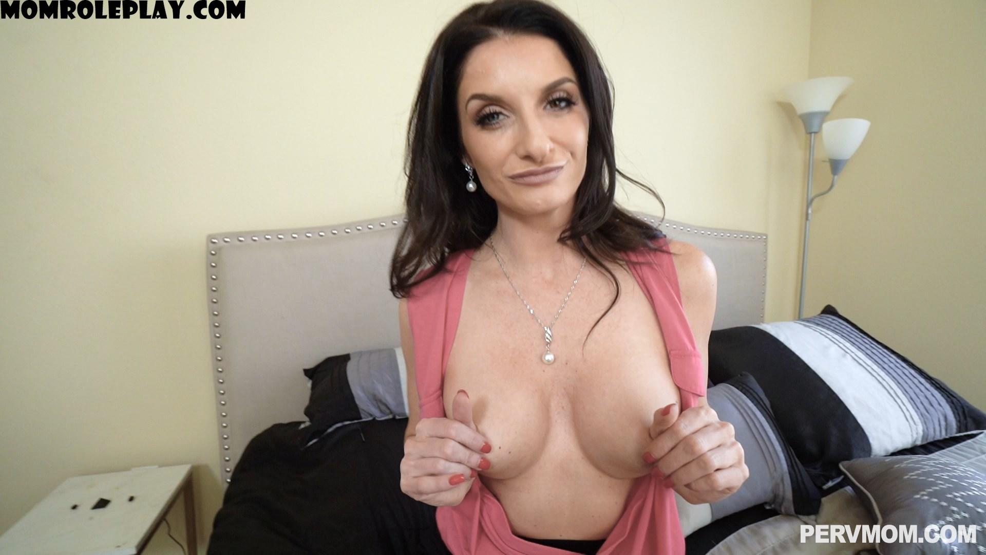 Perv Mom - Nipple Manipulator 1080p - Silvia Saige