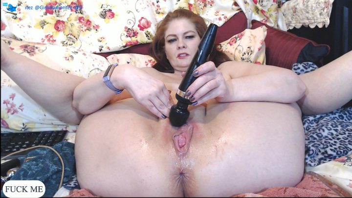 Cinnamonngirll - Mom full naked SQUIRT