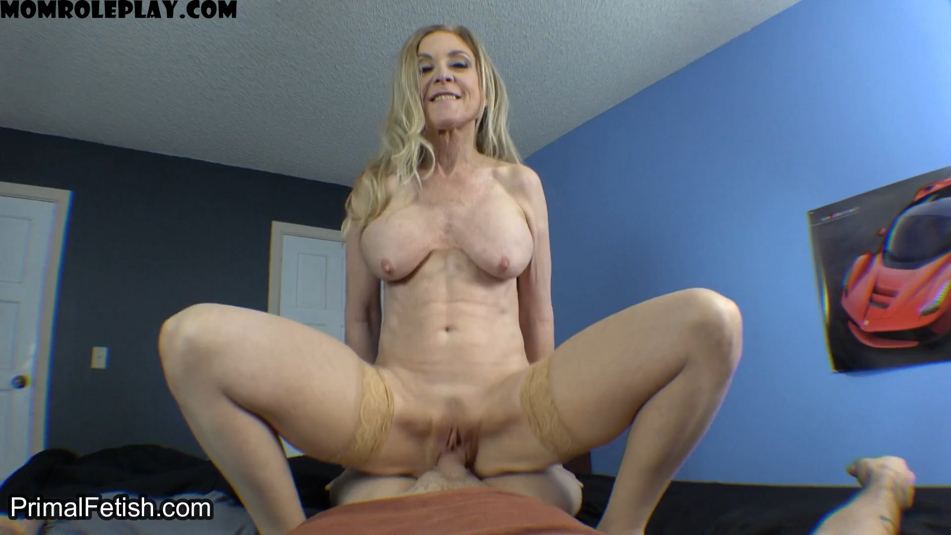 Primal's Taboo Sex - Nina Hartley - Start taking over for Dad POV 1080p
