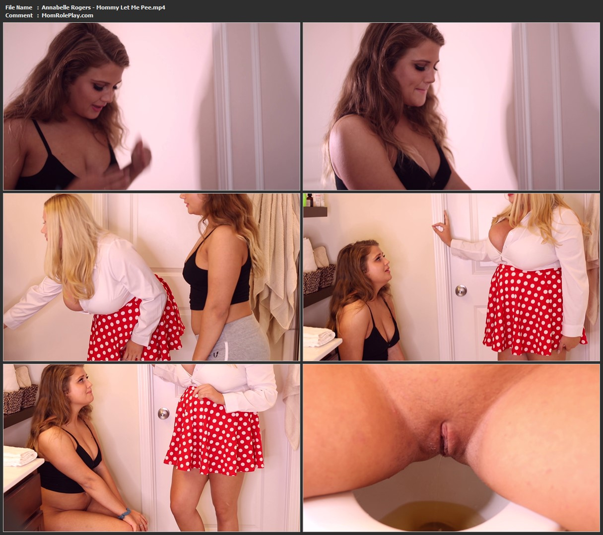Annabelle Rogers - Mommy Let Me Pee