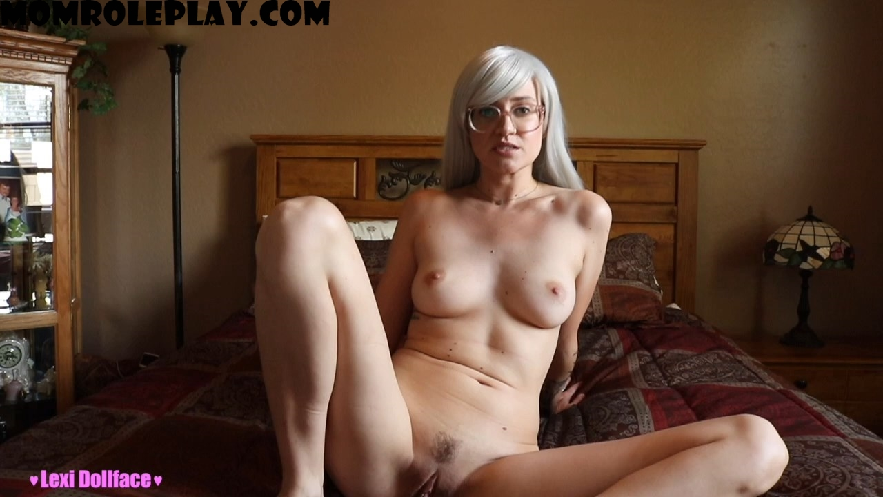 Lexi Dollface - Teaching My Virgin Daughter