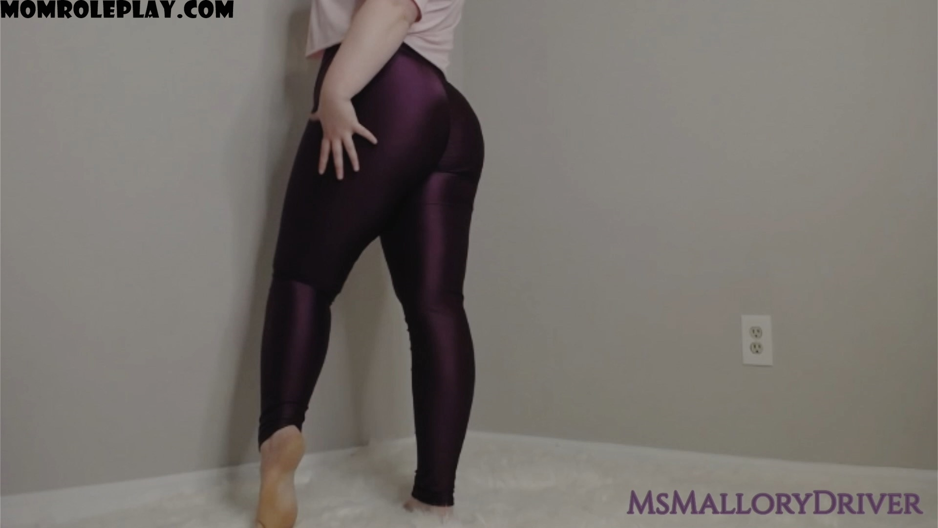 Miss Mallory Driver - Made to Worship Stepmom's Big Ass