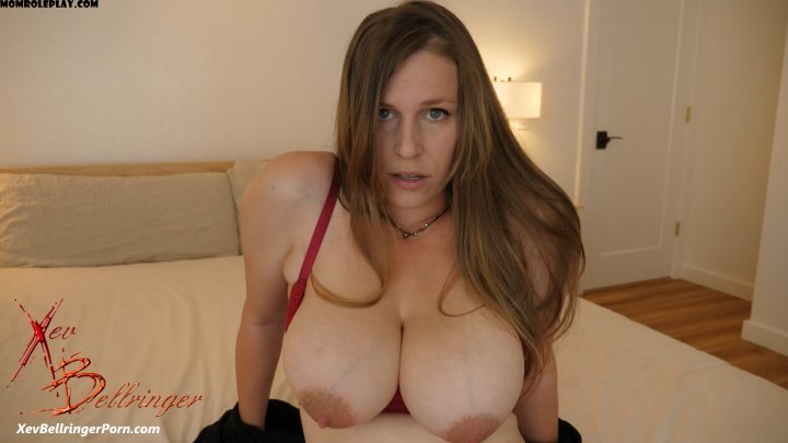 Xev Bellringer - Mommy Is Your Personal Pornstar 4k
