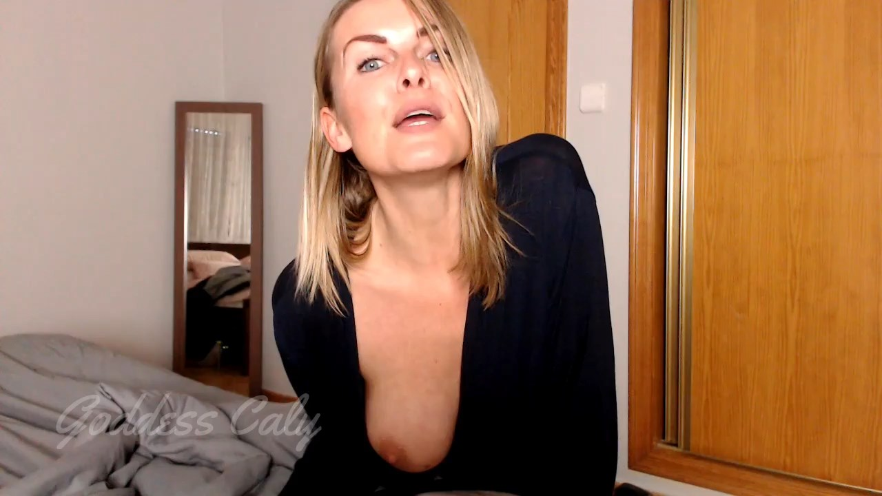 Caly British Goddess - Small Penis Encouragement