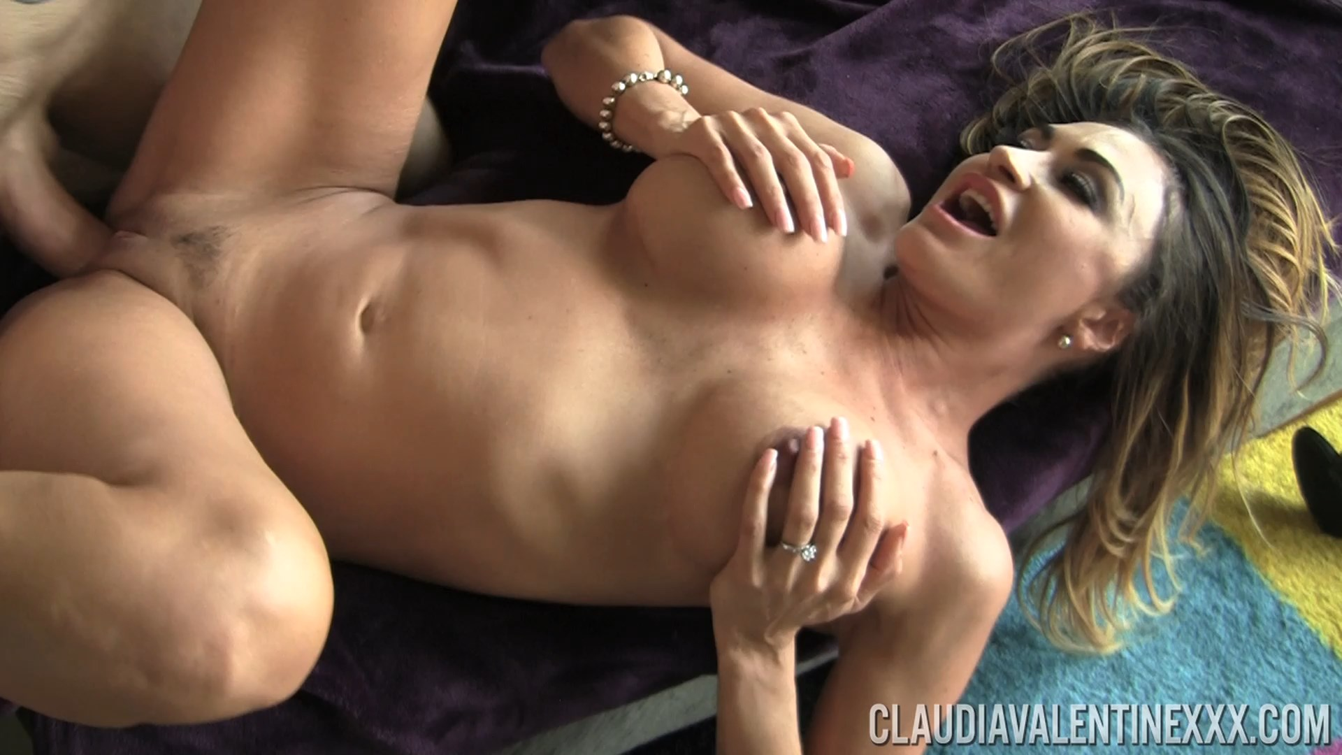 Claudia Valentine - seducing my husbands son
