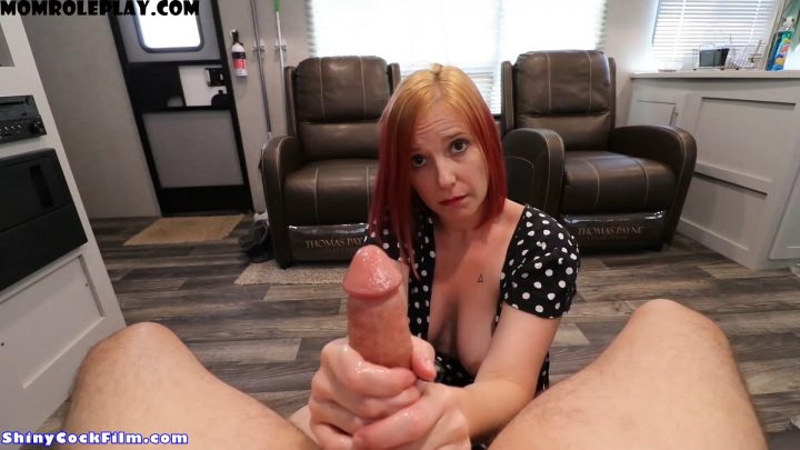 Jane Cane – Mom Takes Sons Virginity B4 Bootcamp # 2