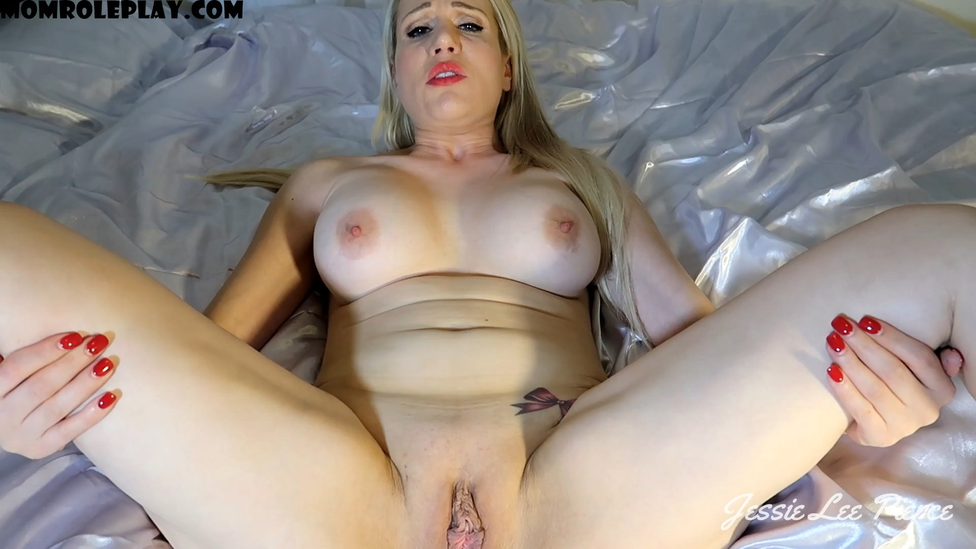 Jessie Lee Piecre - The Ultimate Mom and Son Impregnation