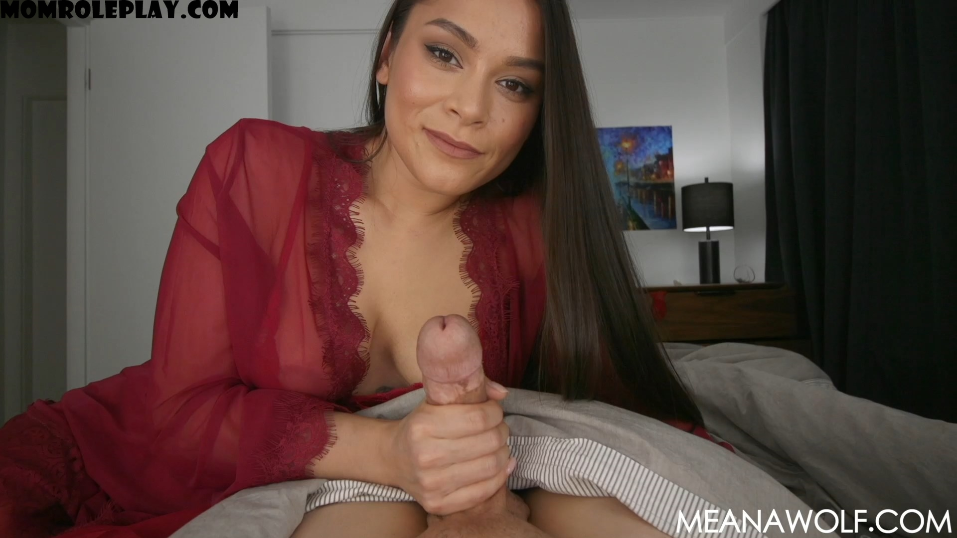 Meana Wolf - Mommy's Sex Ed pt1- 1080p