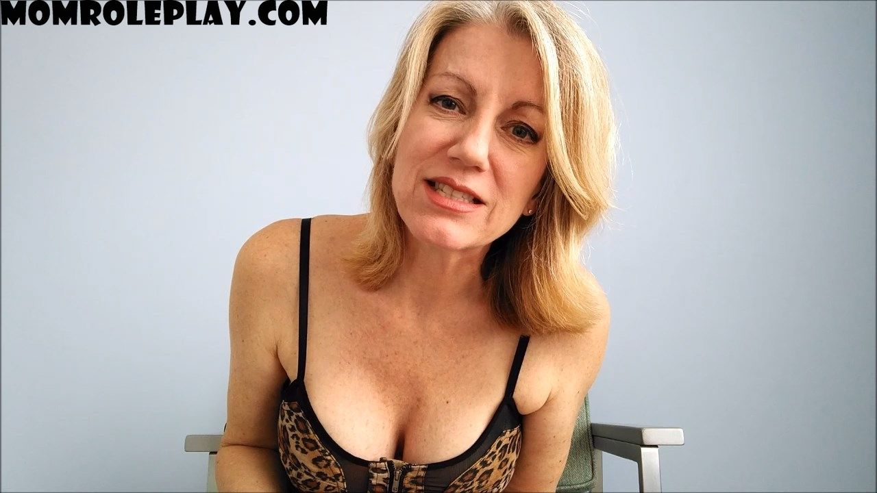 MoRina - Mommy Tells You a Naughty Bedtime Story