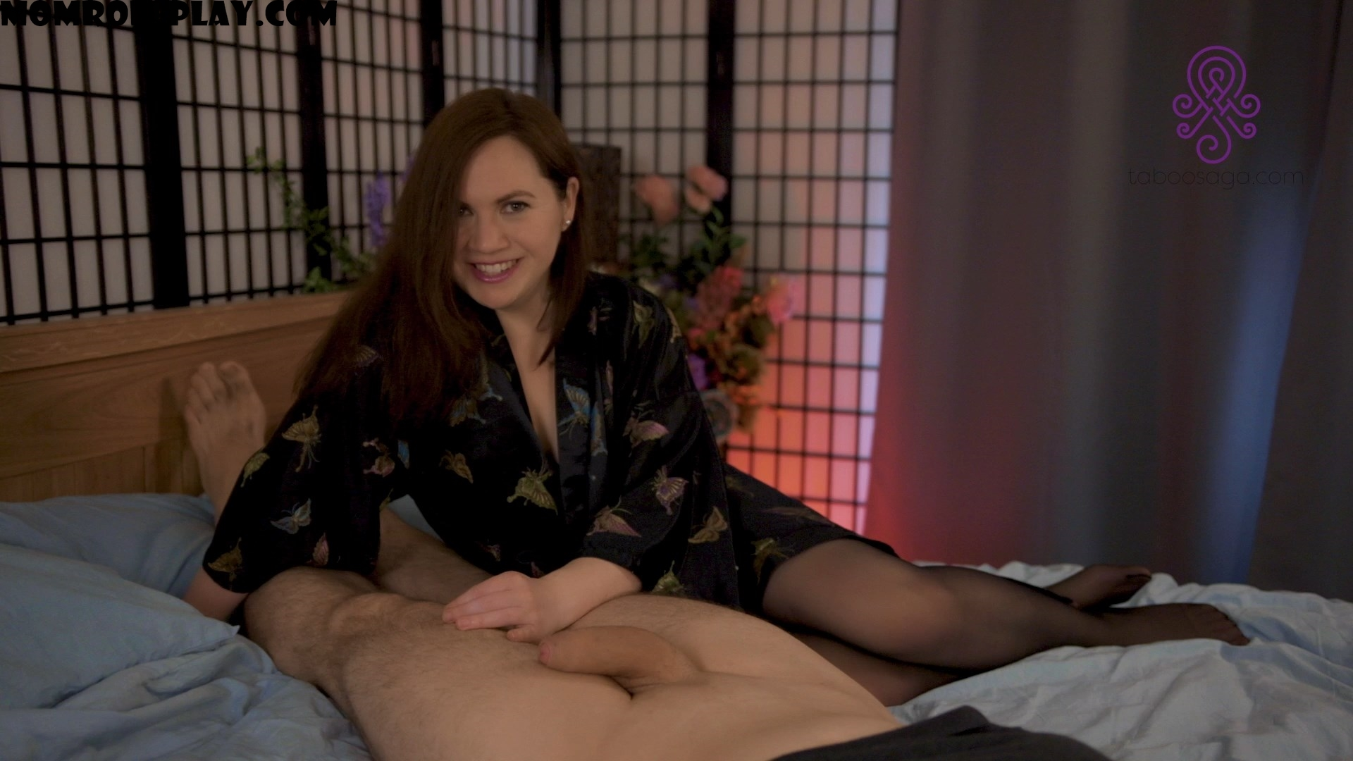 Taboo Saga - Tammie Madison - Stepmom Pimps Son to the Women at the WI