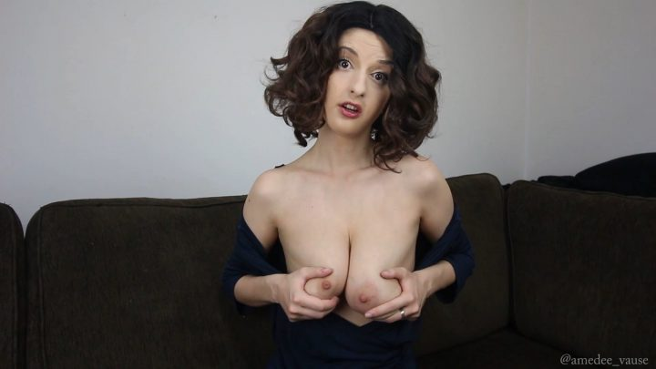 Amedee Vause - Crazy Mother - Taboo, JOI