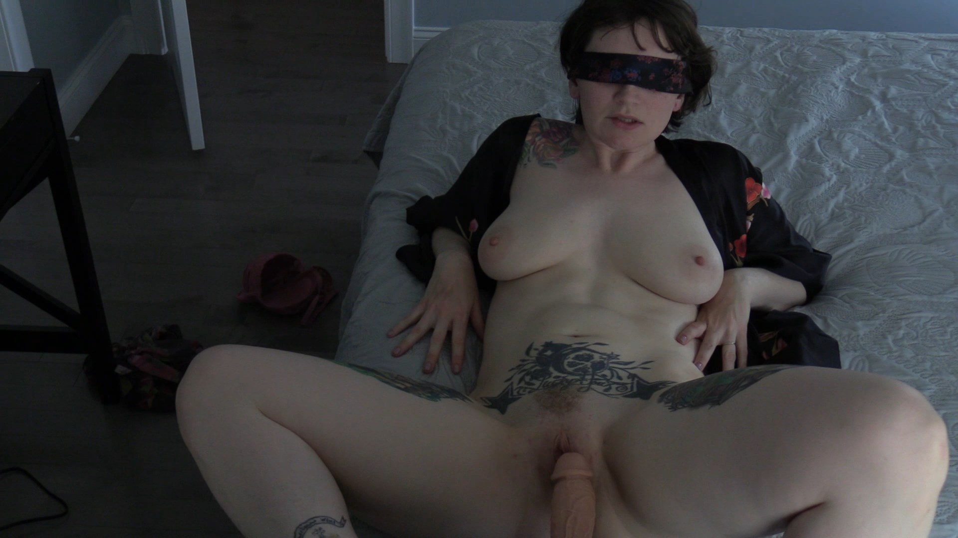 Bettie Bondage - Fucking Your Blindfolded Mom