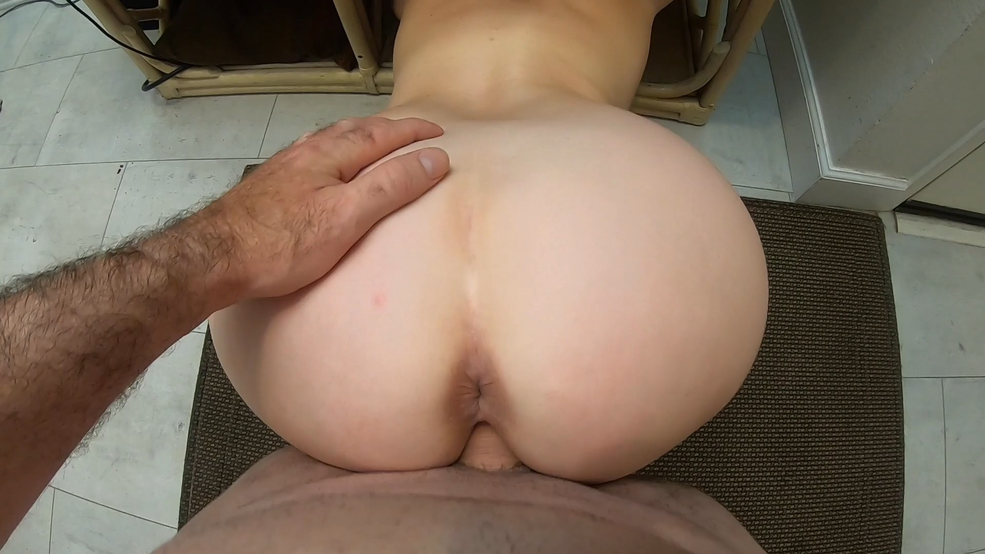 Erin Electra - Your stepmom gets stuck and you fuck her