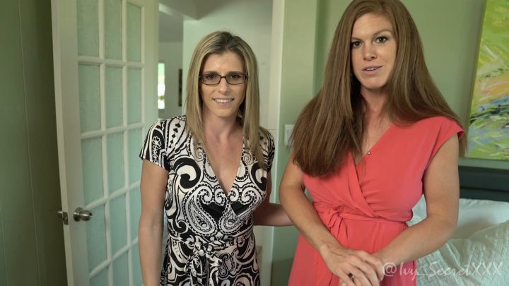 Ivy Secret & Cory Chase - Helping Mommy Get Pregnant - Part 2