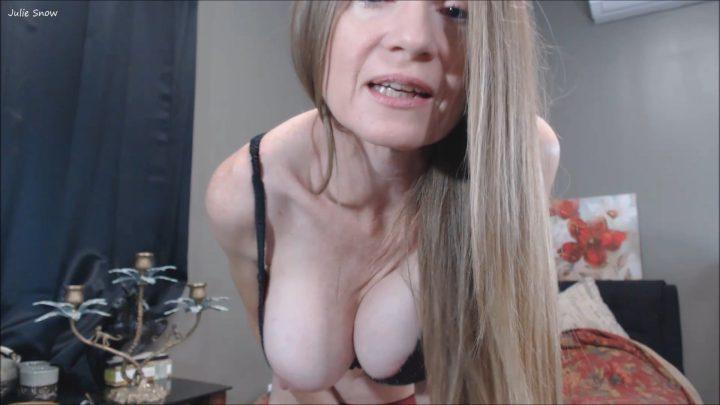 Julie Snow - Your Vape Crazy Step Mom