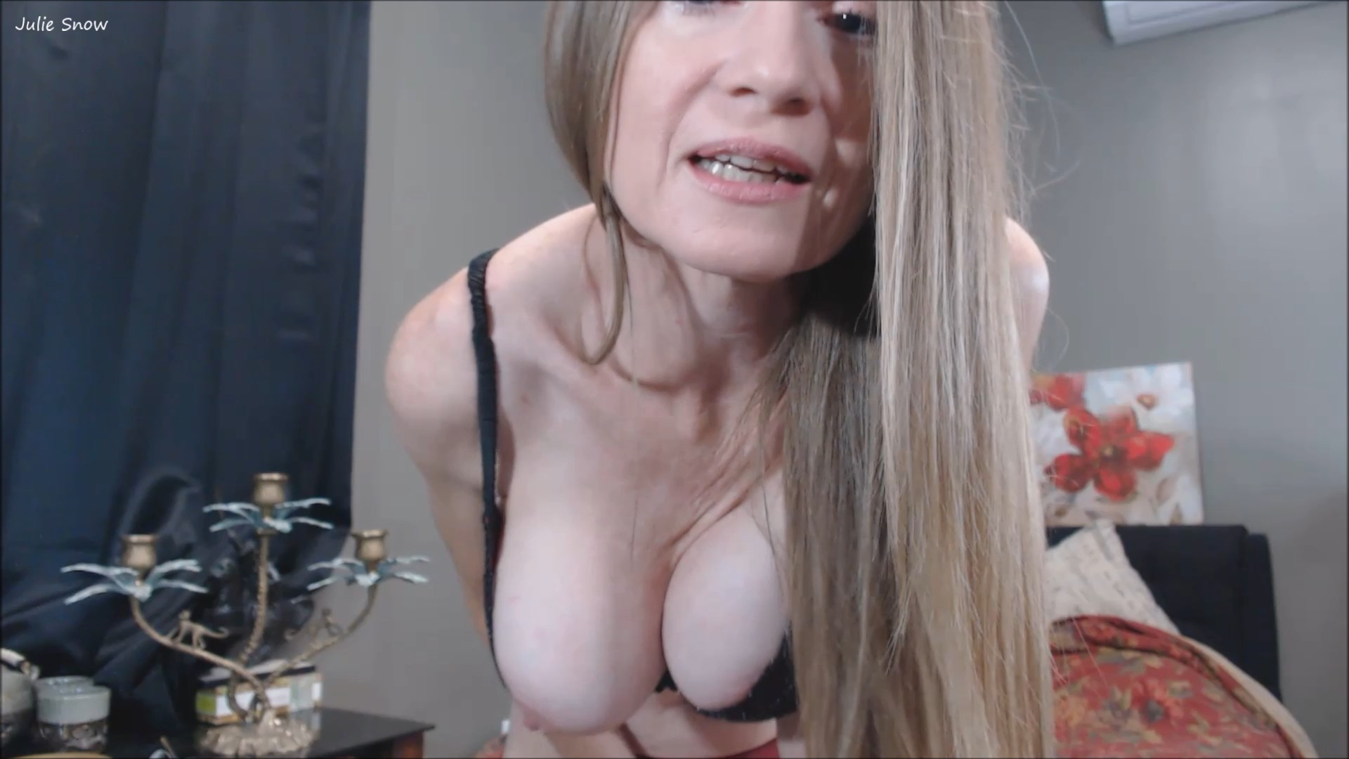 Julie Snow - Your Vape Crazy Step Mom
