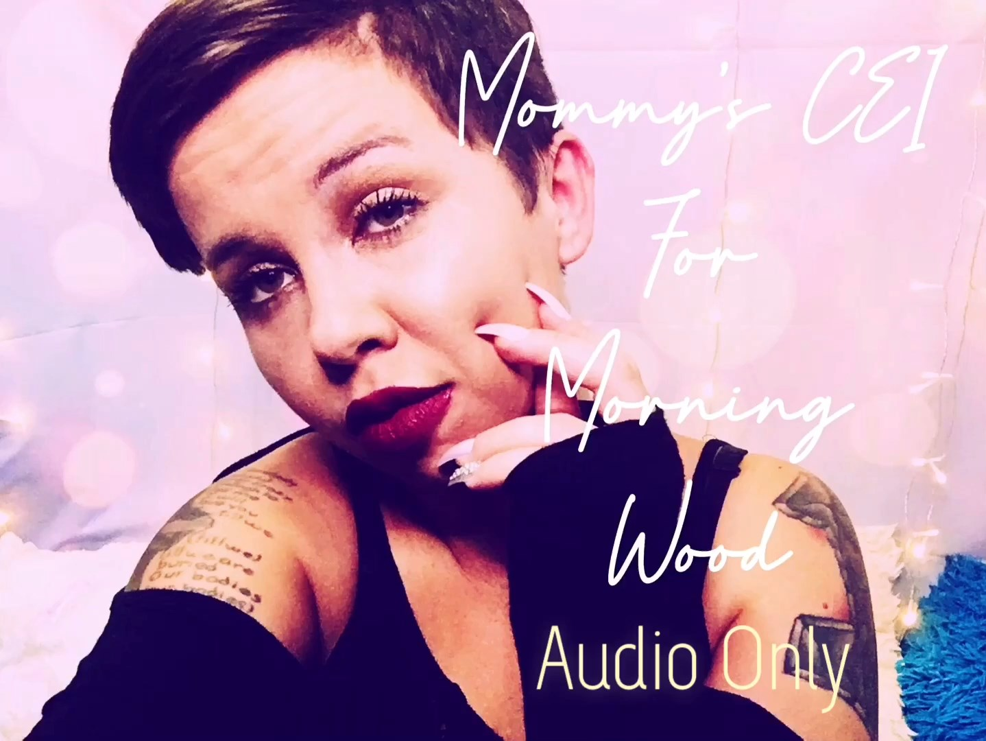Mardoll Gatsby - MOMMY'S CEI FOR MORNING WOOD