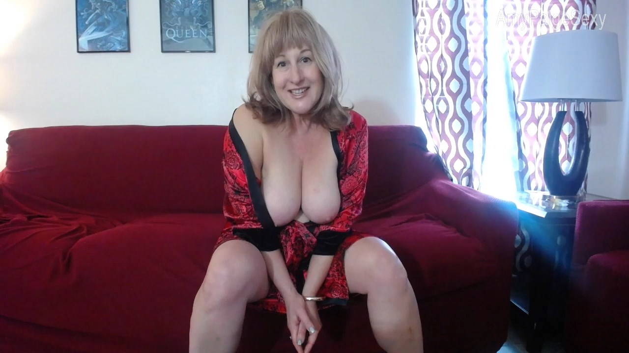 Amy Paige - MILF vs Wife