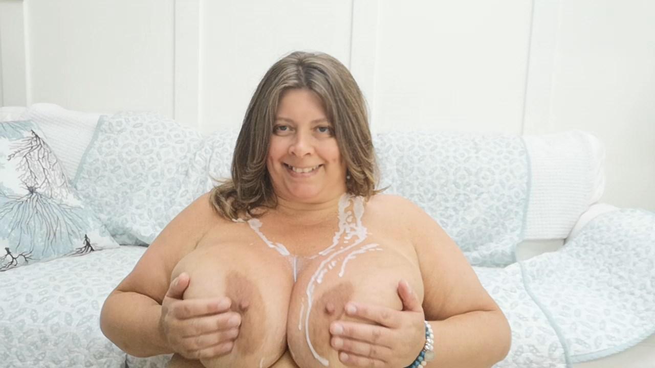 Cougar BBW - Bbw GF Fufills Boyfriend Mommy Fantasy