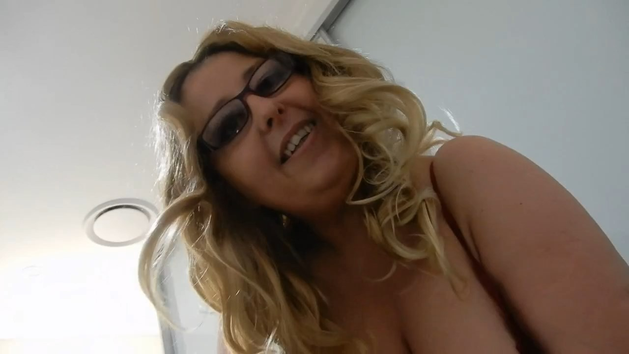Desiree Wild - BBW Baby boy sucking mom's nipples POV Custom