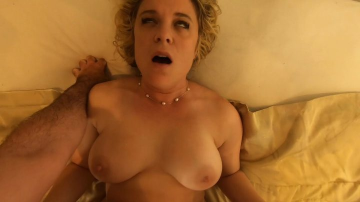 Erin Electra – Your stepmom gets stuck under the bed
