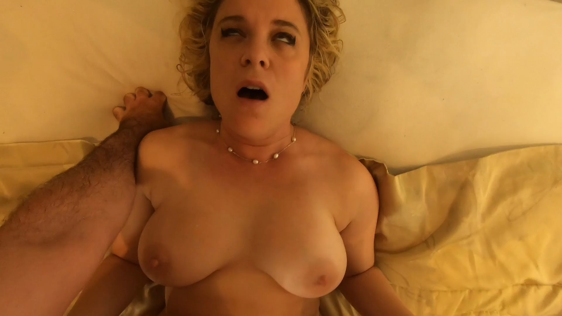 Erin Electra - Your stepmom gets stuck under the bed