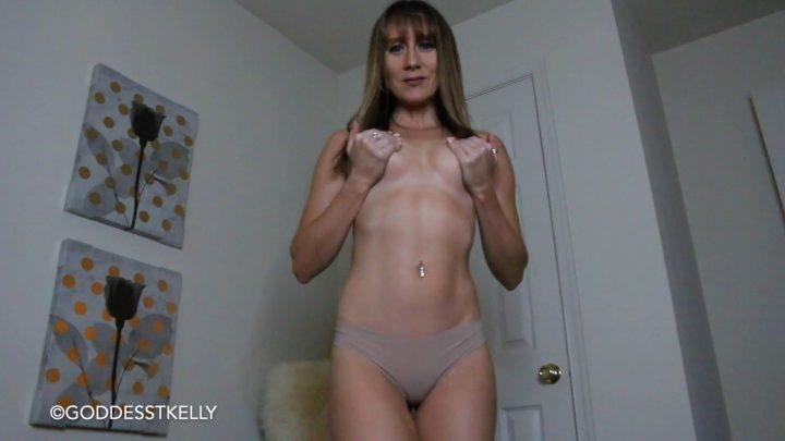Goddess Tatum Kelly - Silky Slip Taboo Fantasy