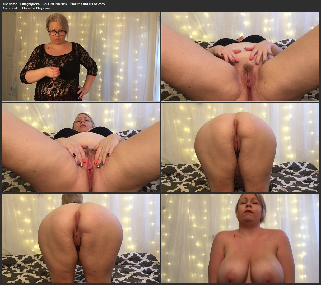 Kings Queen - Call Me Mommy - Mommy Roleplay