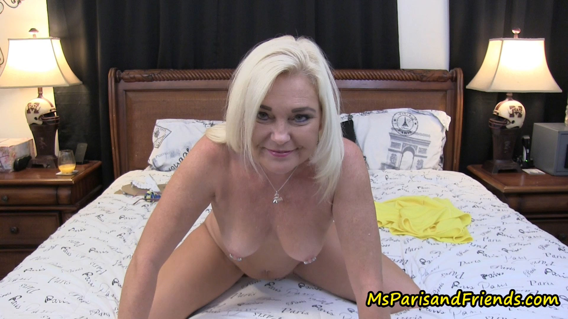 Ms Paris Rose - Mommy is Hot and Horny Again