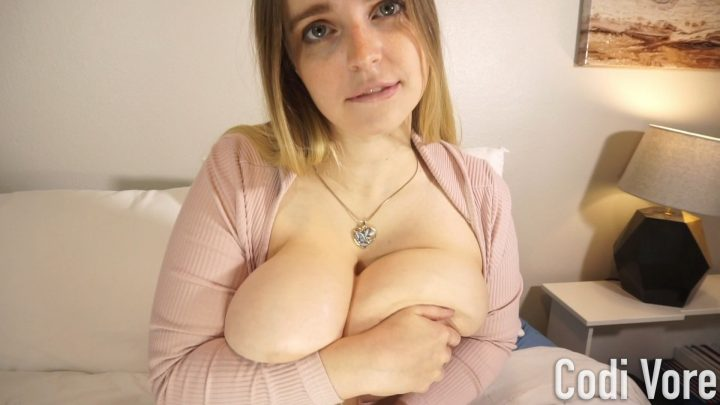 Codi Vore - Mommy Teaches You How to Edge