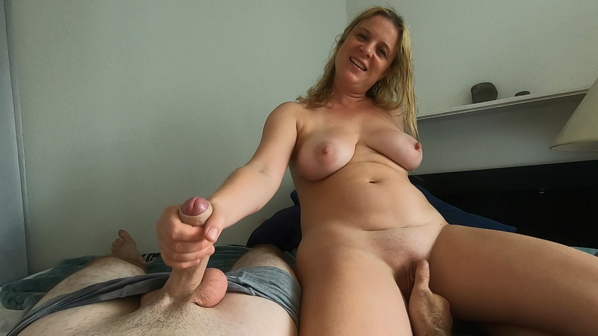 Erin Electra - Your stepmom knows you want to fuck her