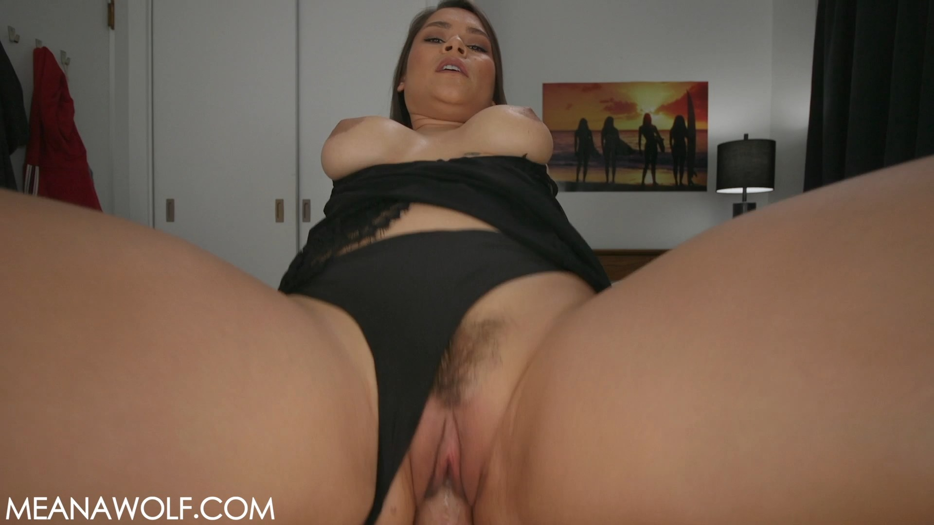 Meana Wolf - Mommy Sex Ed pt2 - 1080pHD
