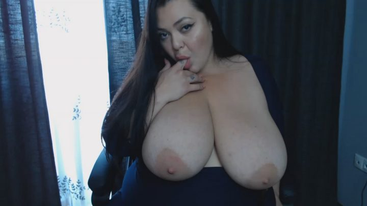 MiaBigTits – Mommy sucks your cock