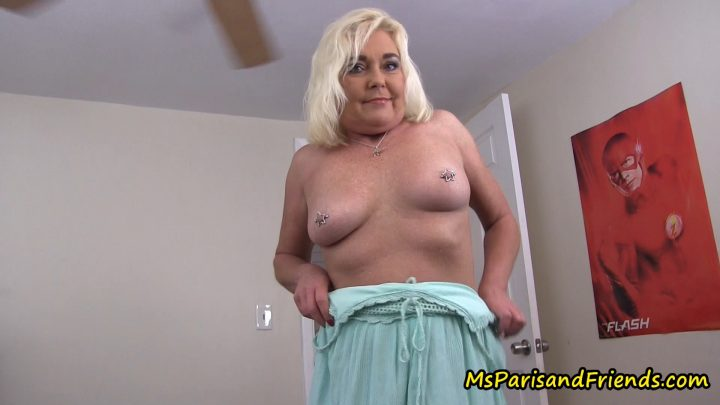 Ms Paris Rose - Mommy/Son Get Up for School