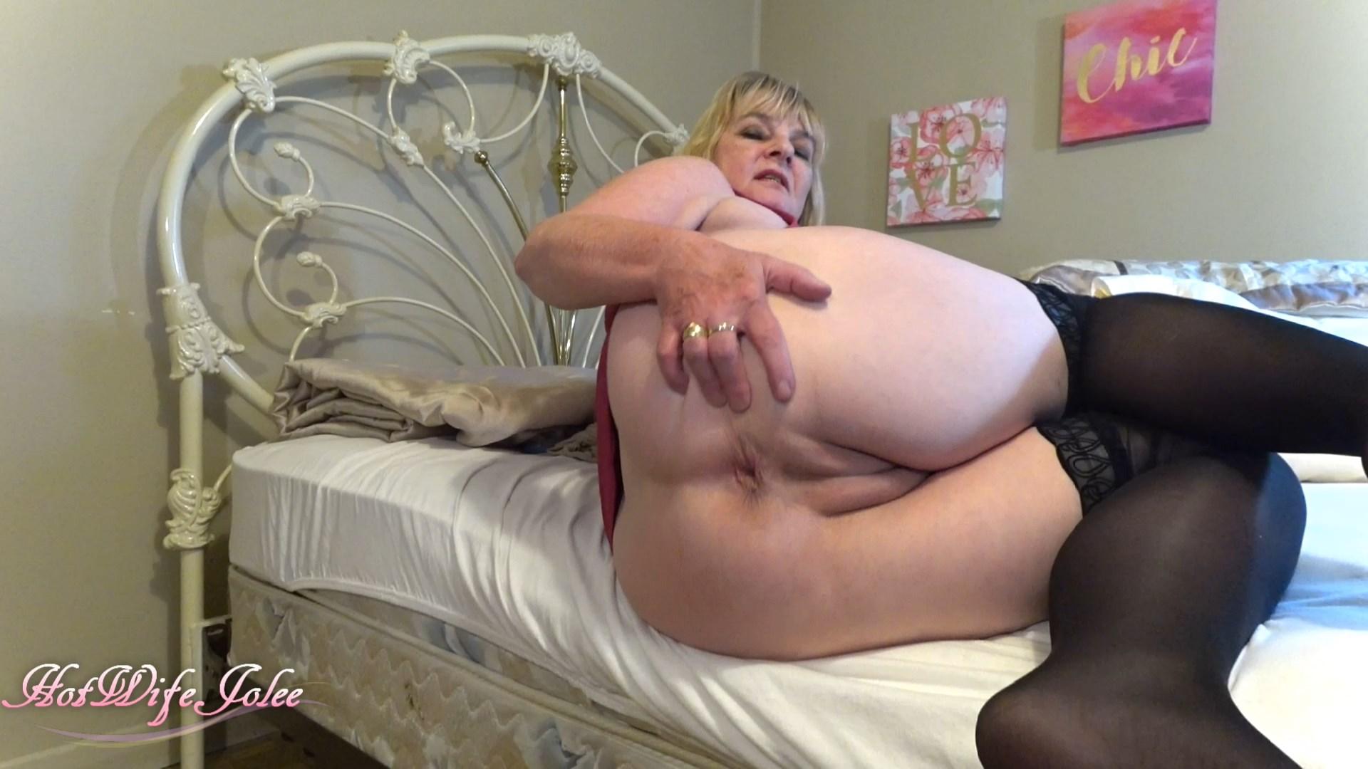 Hot Wife Jolee - Mom is so demanding of her son