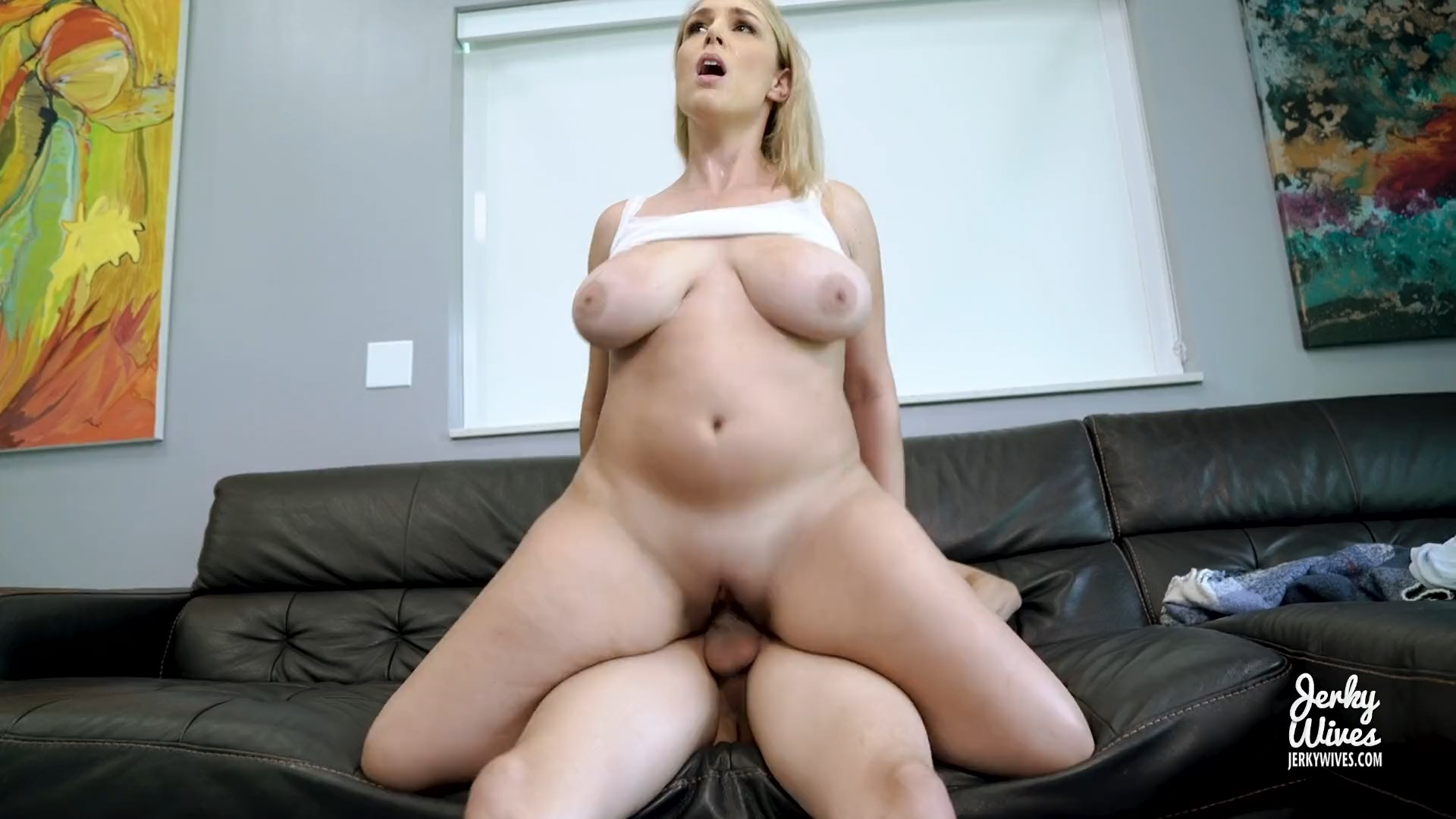 Jerky Wives - Joslyn Jane in Mom is Always Horny