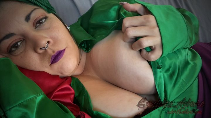 Goddess Adore – Mommy Takes Your Virginity POV 1080p