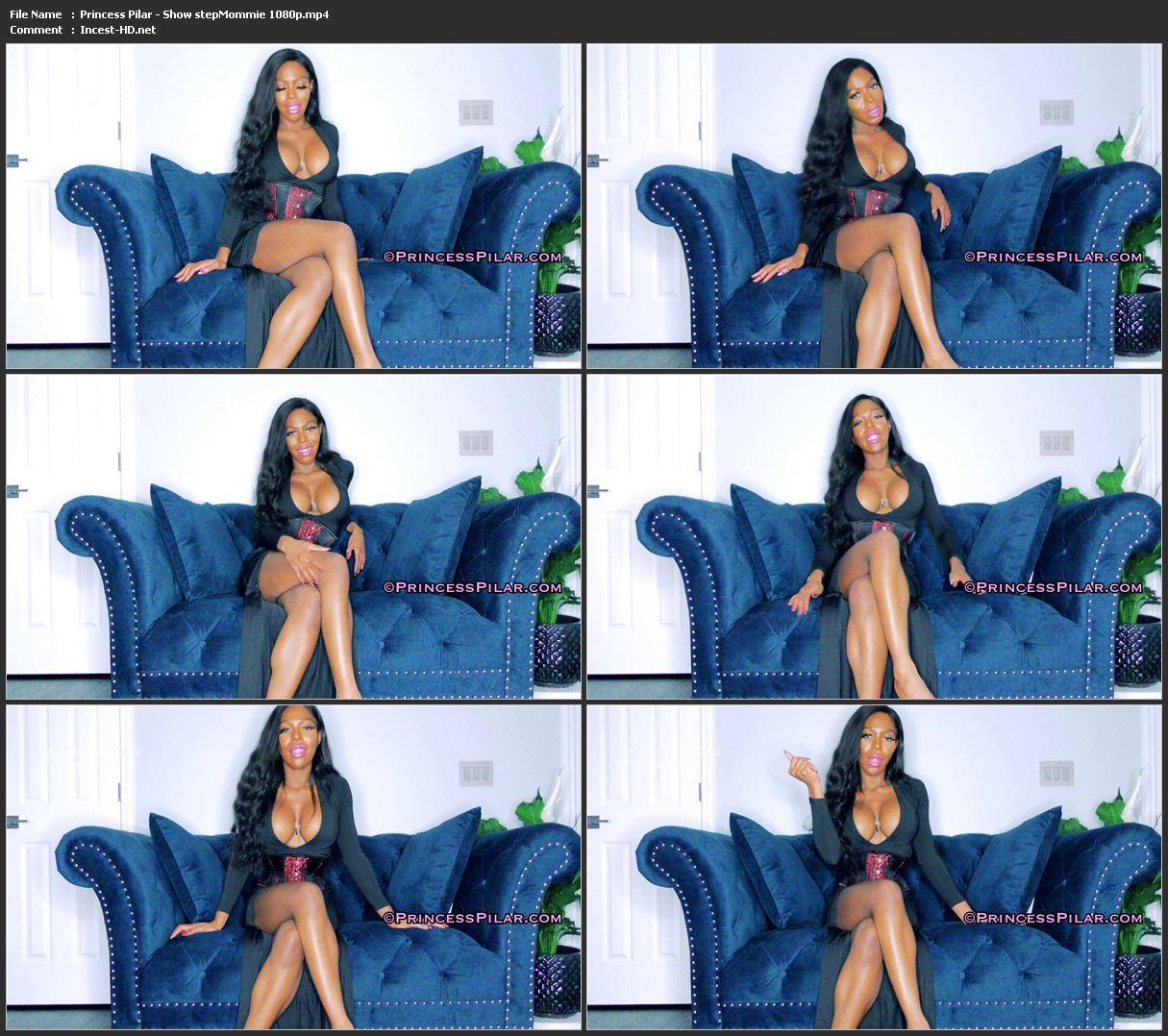 Princess Pilar - Show stepMommie 1080p