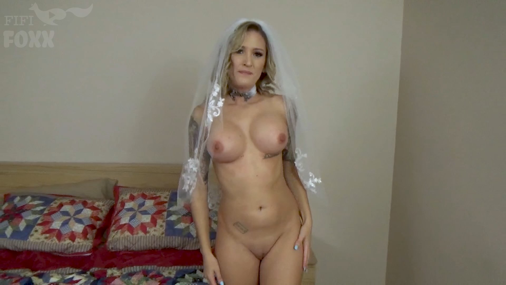 Fifi Foxx Fantasies - Reagan Lush - Mommy is Your Lover & New Wife - Mom & Son Get Married and Start a Family Together, POV - Wedding, Impregnation - HD 1080p