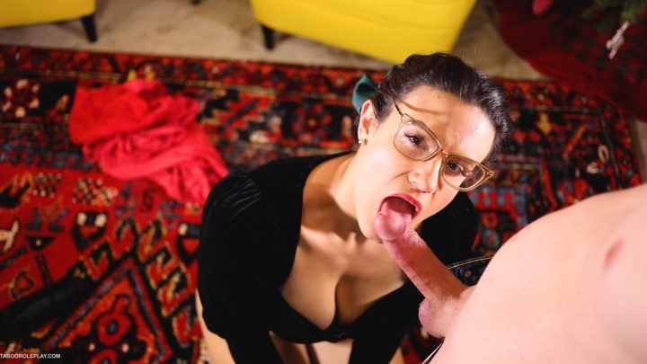 Miss Penny Barber – Mom Lets You Fuck Her Ass for Christmas
