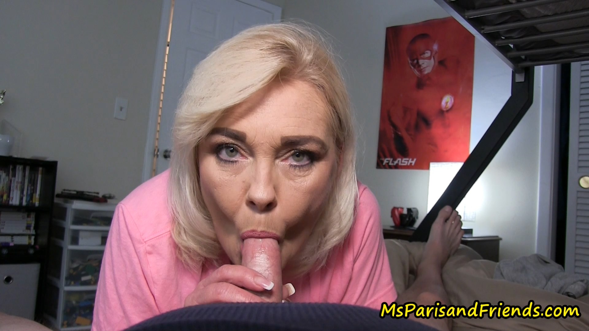 "MsParis Rose - Mommy's ""Good Morning"" Blowjob"