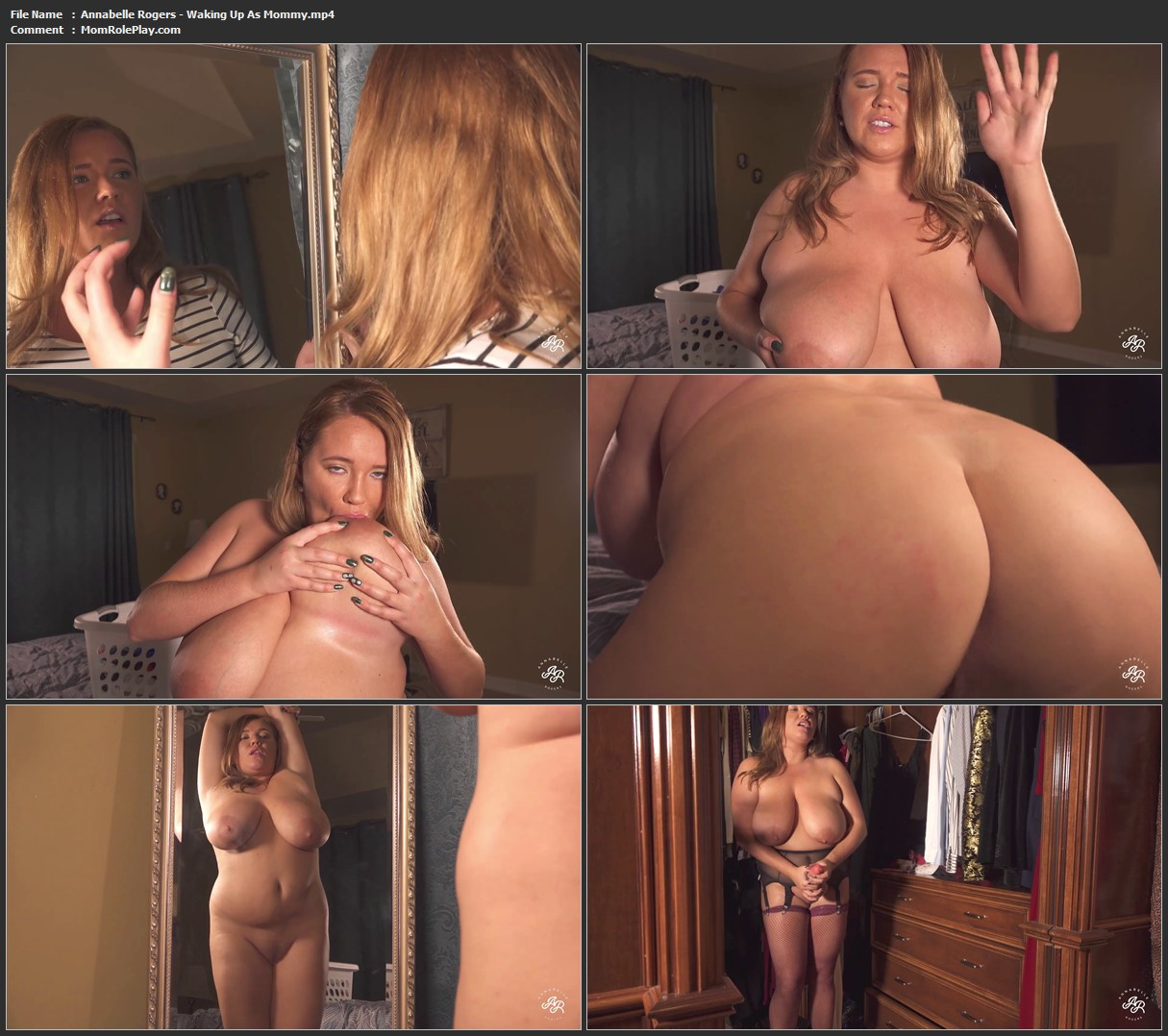 Annabelle Rogers - Waking Up As Mommy