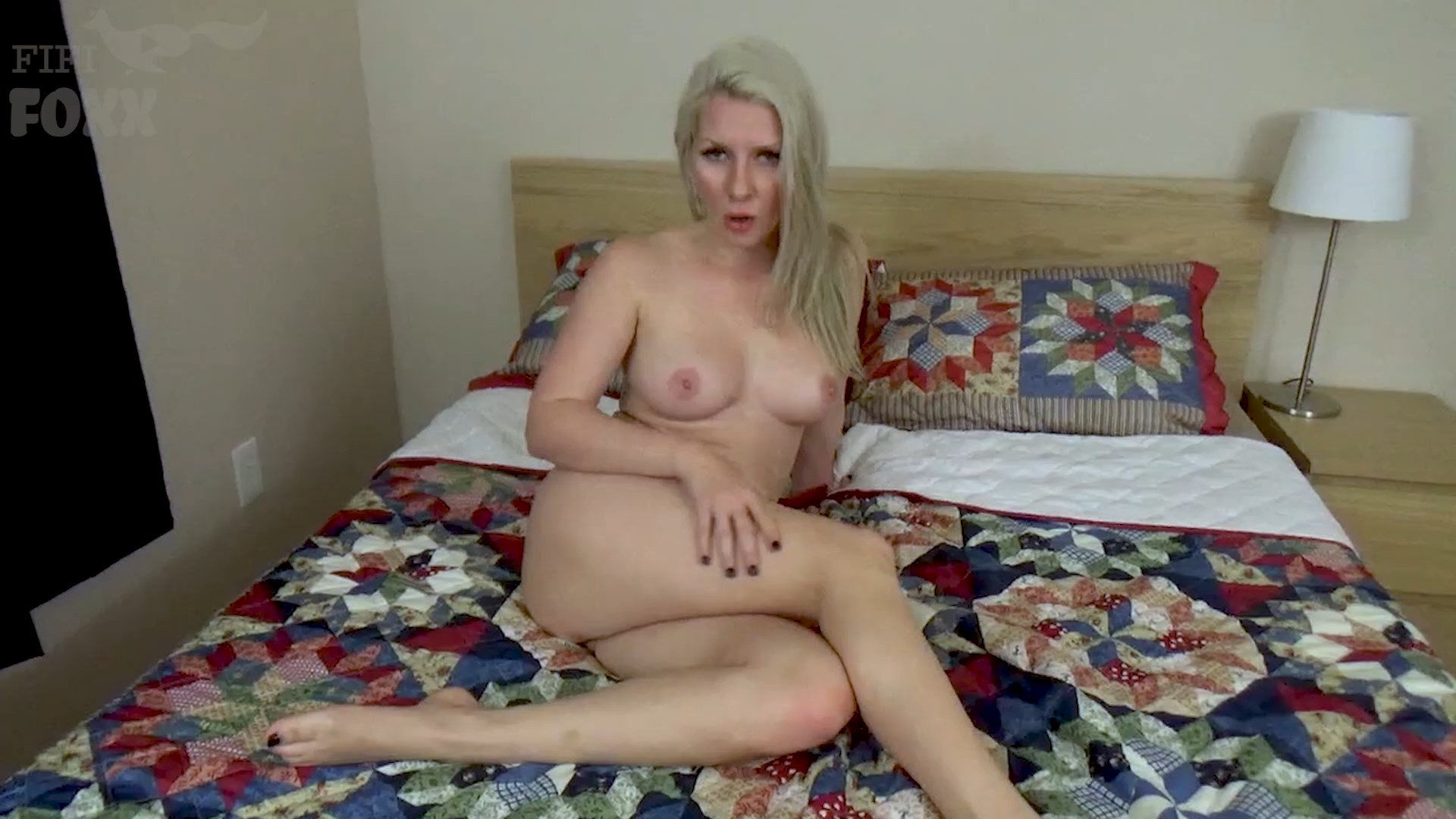 Fifi Foxx Fantasies - Sydney Paige - Son's Obsession with Mommy's Butt - Ass Sniffing, Licking, Fingering, & Anal Sex, POV - HD 1080p