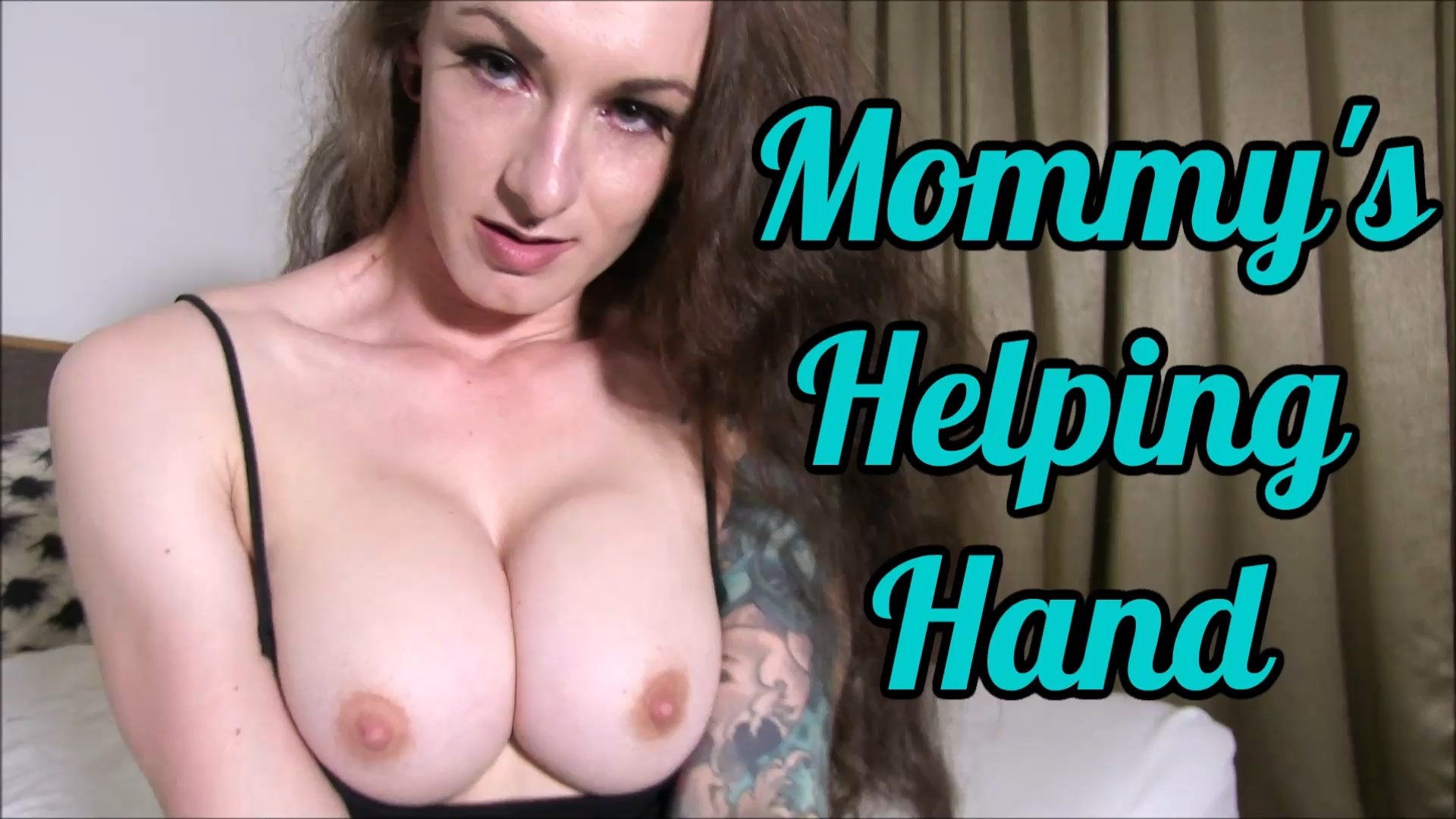 claudiakink - Step-Mommy's Helping Hand