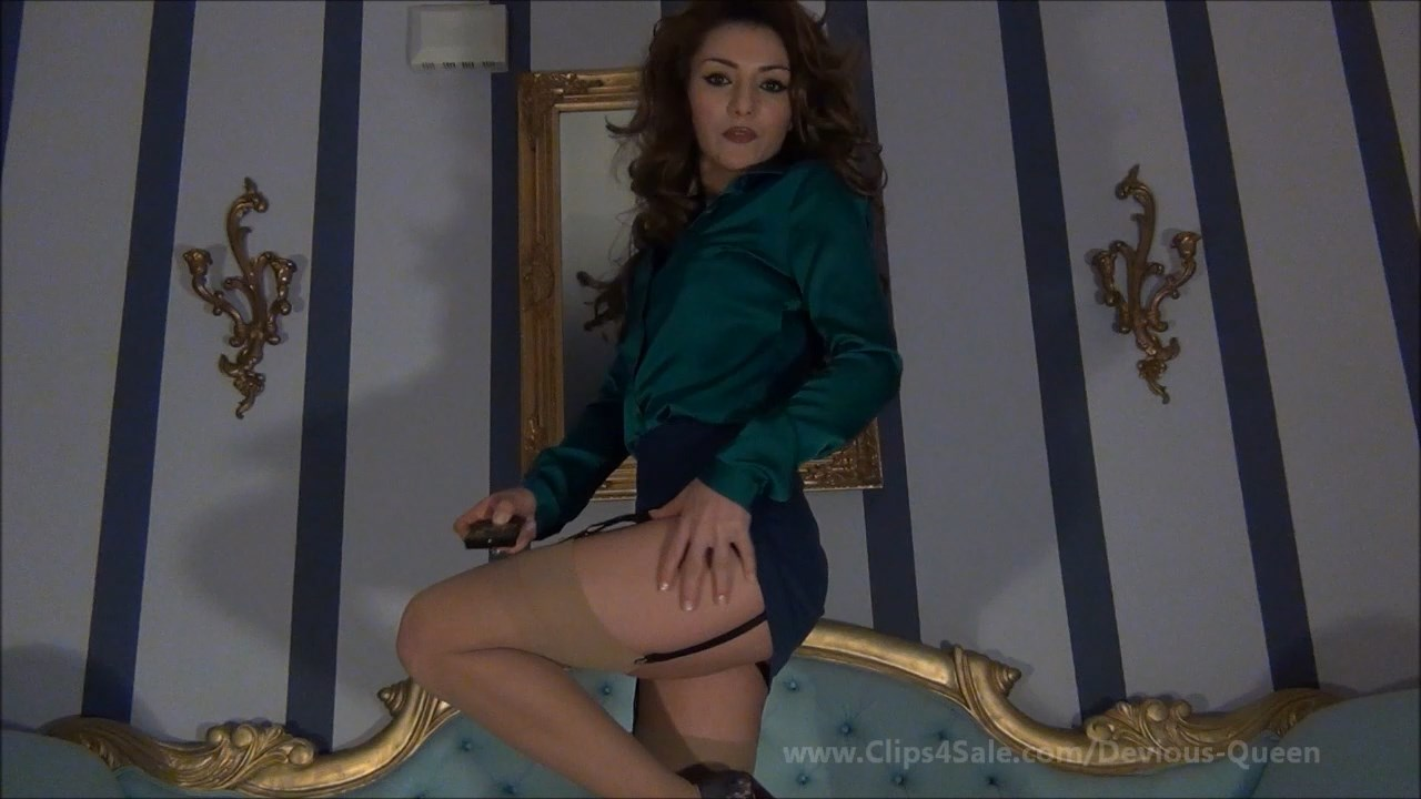 Devious Queen - Little Boy Seduction 720p