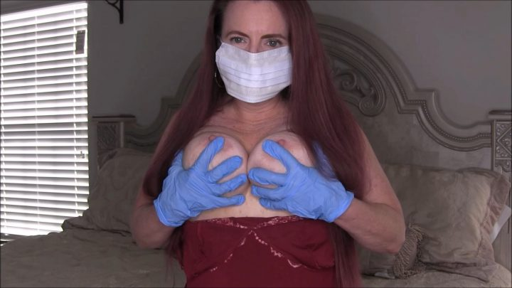 Nikki Nevaeh – Taboo Step-Mom and Son Fun During Coronavirus Quarantine